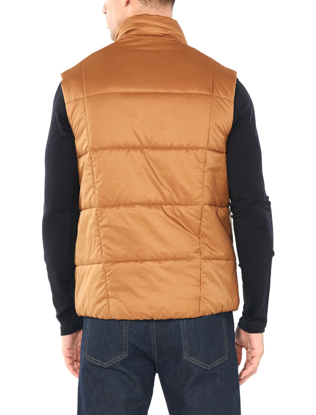 Mens Collingwood Vest - Tawny