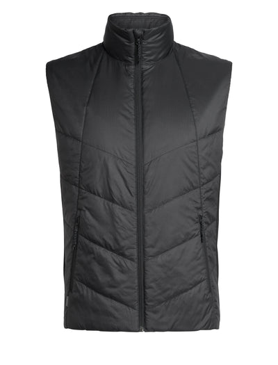 Mens Helix Vest | shop Icebreaker at TheWoolPress in Arrowtown, NZ