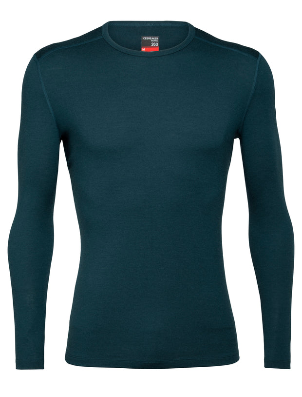 Mens 260 Tech LS Crewe - Nightfall