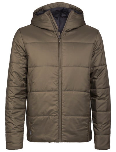 Mens Collingwood Hooded Jacket - Driftwood
