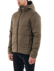 Mens Collingwood Hooded Jacket - Black