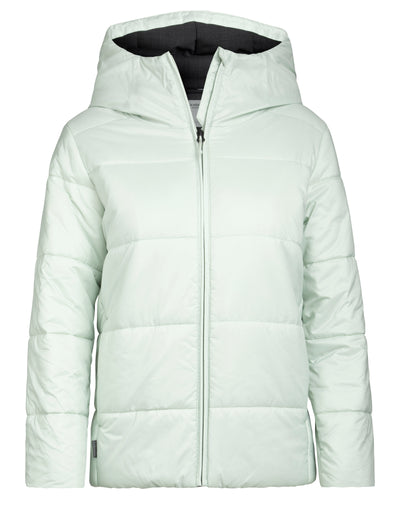 Womens Collingwood Hooded Jacket - Frost