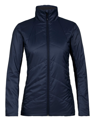 Womens Helix Jacket - Midnight Navy