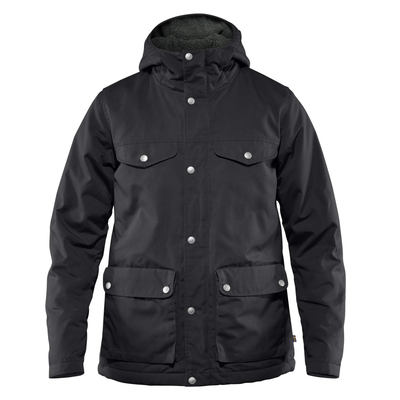 Womens Greenland Winter Jacket - Black
