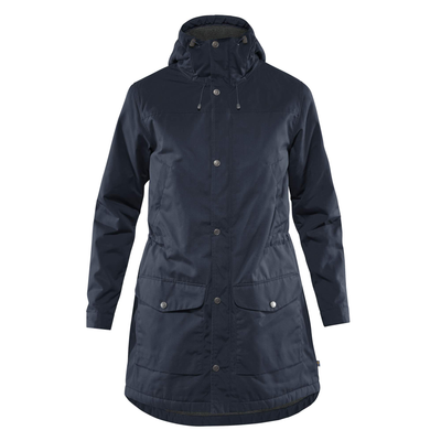 Womens Greenland Winter Parka - Night Sky