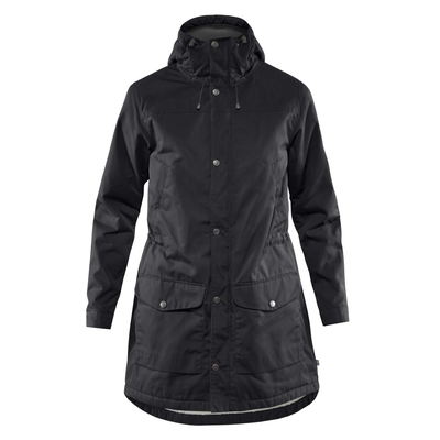 Womens Greenland Winter Parka - Black