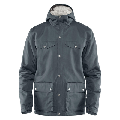 Mens Greenland Winter Jacket - Dusk