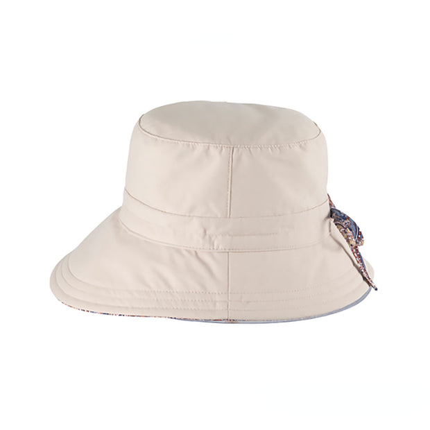 Womens Bucket Hat - Natural