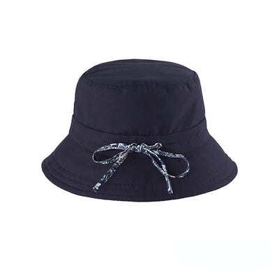 Womens Bucket Hat - Navy