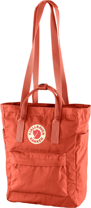 Kanken Totepack - Rowan Red | Shop Fjallraven shop at thewoolpress.com