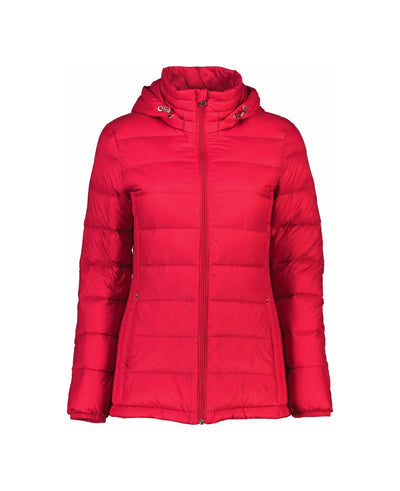 Womens Lynn Jacket - Moke | thewoolpress.com