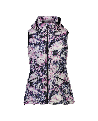 Womens Mary-Claire Vest - Botanical