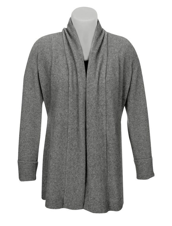 Womens Wrap Jacket-Native World-The WoolPress Arrowtown