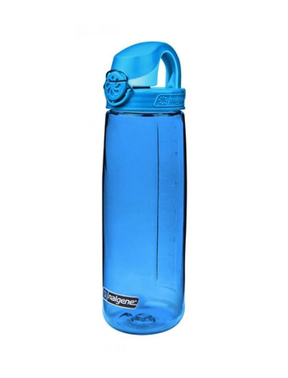 Nalgene-On The Fly - Blue/Blue 650ml-shop online at www.thewoolpress.com