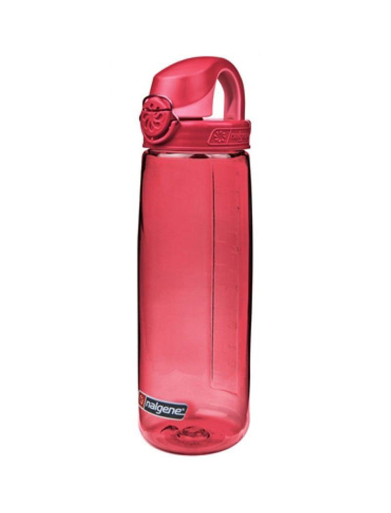Nalgene-On The Fly - Petal/Red 650ml-shop online at www.thewoolpress.com