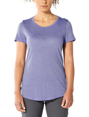 Womens Sphere SS Low Crewe - Orchid