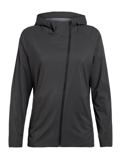 Womens Tropos Hooded Windbreaker - Monsoon