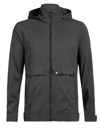 Mens Briar Hooded Jacket
