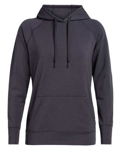 Womens MoMentum Hooded Pullover