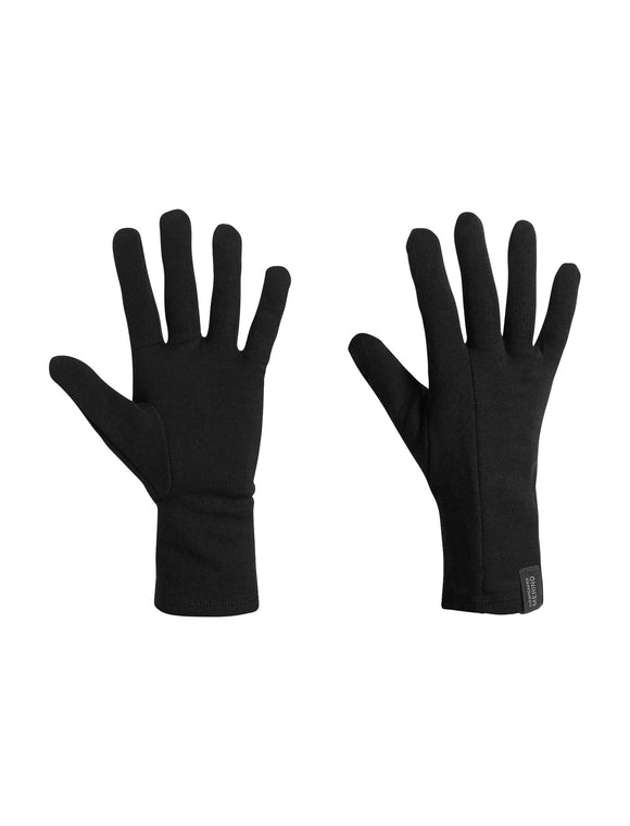 Unisex Apex Glove Liner-Icebreaker-The WoolPress Arrowtown