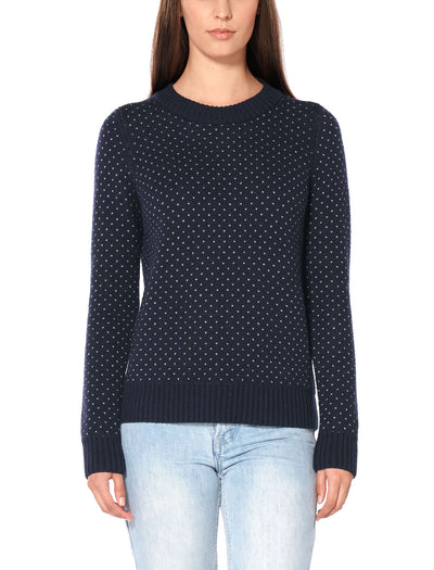 Womens Waypoint Crewe Sweater
