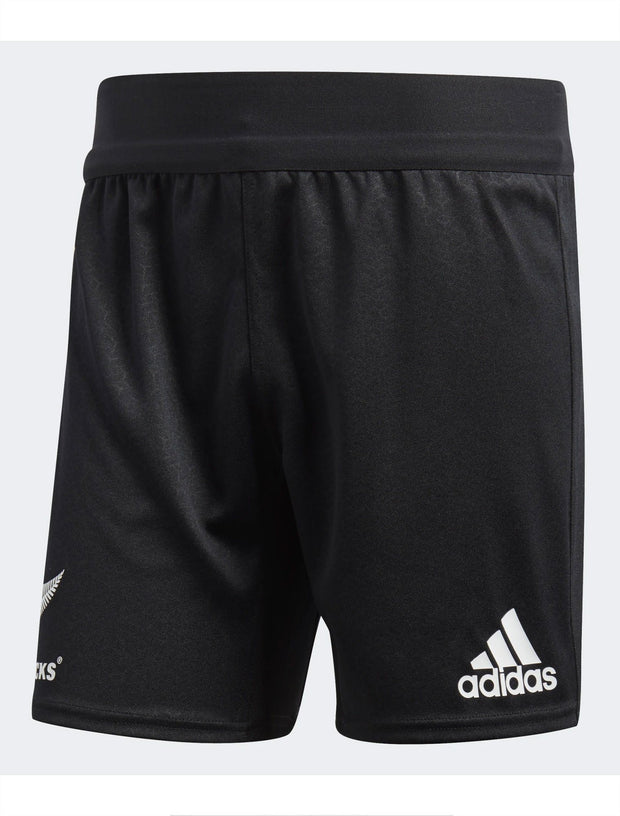 Mens All Blacks Home Shorts-adidas-The WoolPress Arrowtown