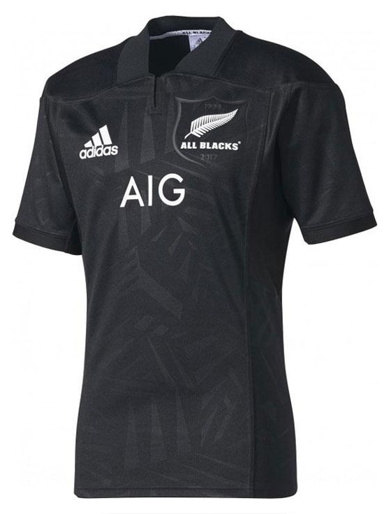 Mens All Blacks Home Jersey - Limited Edition Lions Tour 2017-adidas-The WoolPress Arrowtown