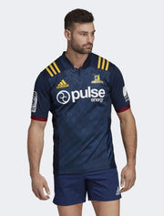 Mens Otago Highlanders Home Jersey-adidas-The WoolPress Arrowtown