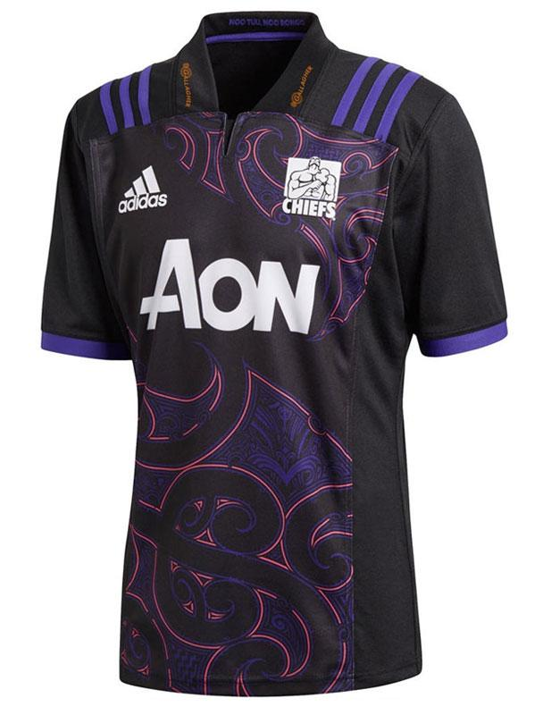 Mens Waikato Chiefs Training Jersey-adidas-The WoolPress Arrowtown