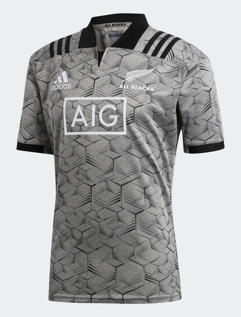 Mens All Blacks Training Jersey-adidas-The WoolPress Arrowtown