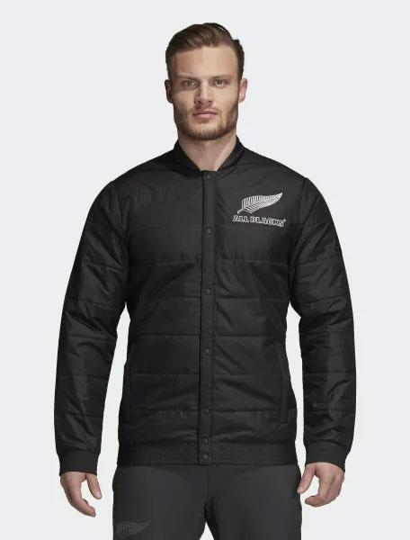 adidas-Mens All Blacks Jacket-shop online at www.thewoolpress.com