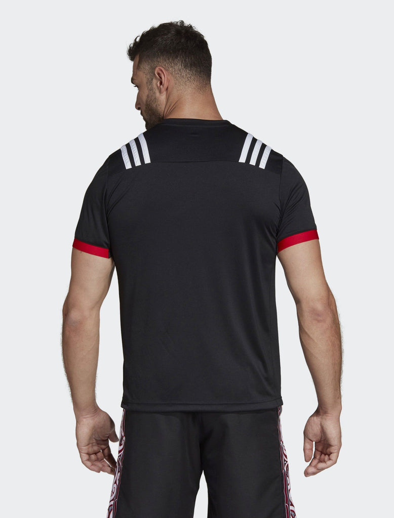adidas-Mens All Blacks Maori Performance Tee-shop online at www.thewoolpress.com