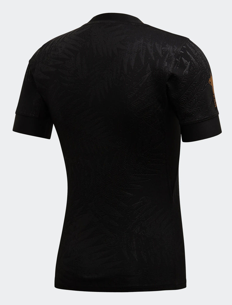 adidas-Mens All Blacks Rugby World Cup 2019 Y-3 Home Performance Jersey-shop online at www.thewoolpress.com