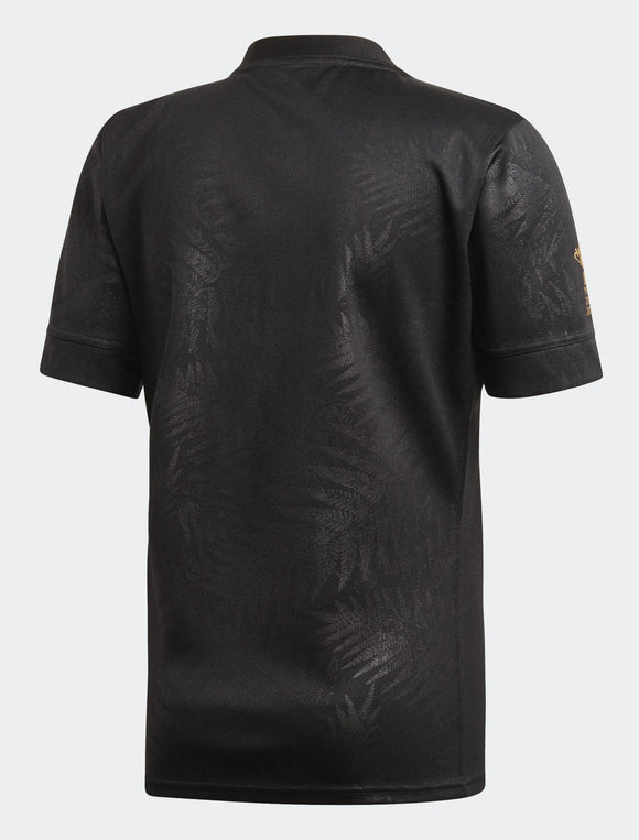 adidas-Mens All Blacks Rugby World Cup 2019 Y-3 Home Jersey-shop online at www.thewoolpress.com