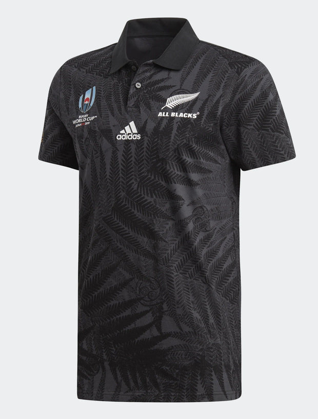 Mens All Blacks Rugby World Cup 2019 Y-3 Supporters Home Jersey-adidas-The WoolPress Arrowtown