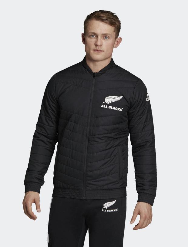 Mens All Blacks Supporters Jacket-adidas-The WoolPress Arrowtown