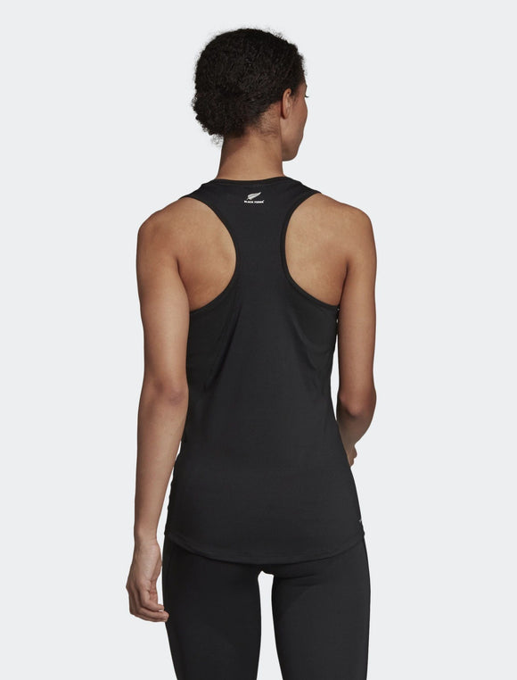 Womens Black Ferns Tank Top-adidas-The WoolPress Arrowtown