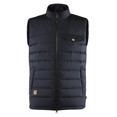 Mens Greenland Liner Vest - Night Sky