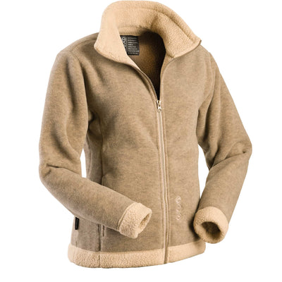 Womens Heat Trap Oatmeal | Shop Earth Sea Sky | thewoolpress.com