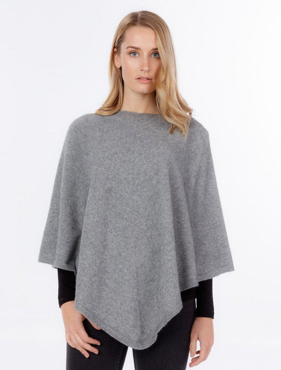 Womens Poncho-Native World-The WoolPress Arrowtown