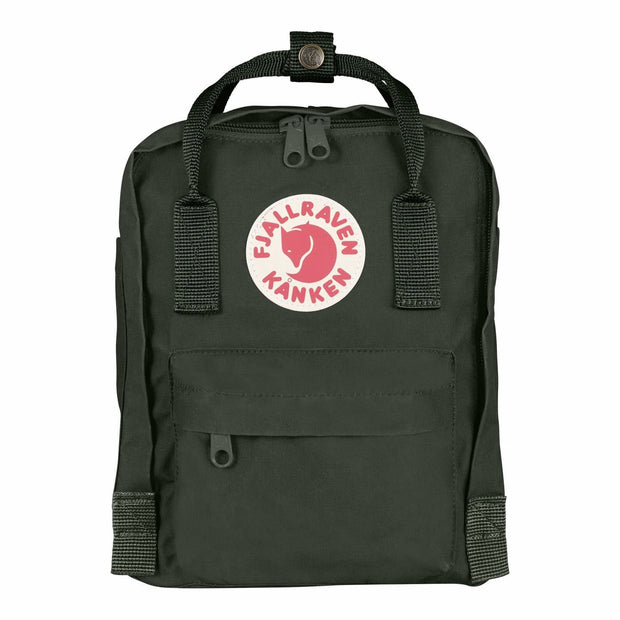 Kanken Mini Backpack - Deep Forest