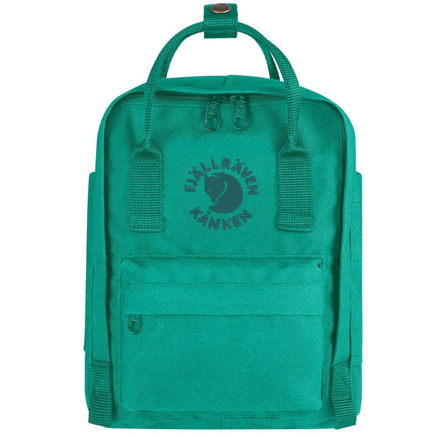Re-Kanken Mini Backpack - Emerald