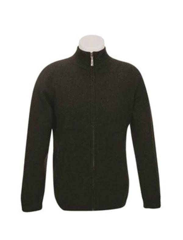 Womens Zip Jacket-Native World-The WoolPress Arrowtown