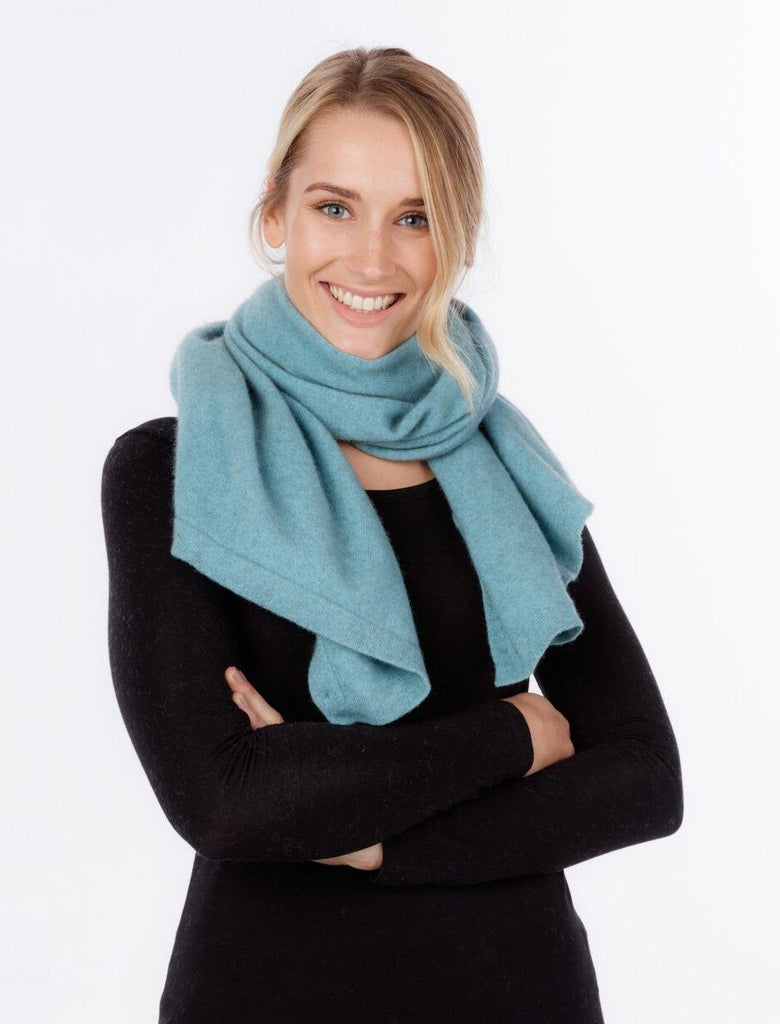 Womens Anyway Wrap-Native World-The WoolPress Arrowtown