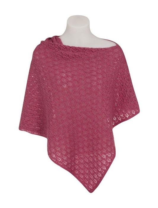 Native World-Womens Possum Merino Lace Wrap-shop online at www.thewoolpress.com