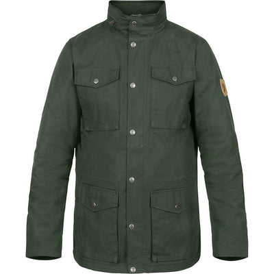 Mens Raven Padded Jacket - Deep Forest