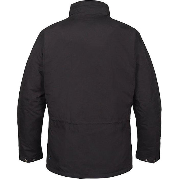 Mens Raven Padded Jacket - Black