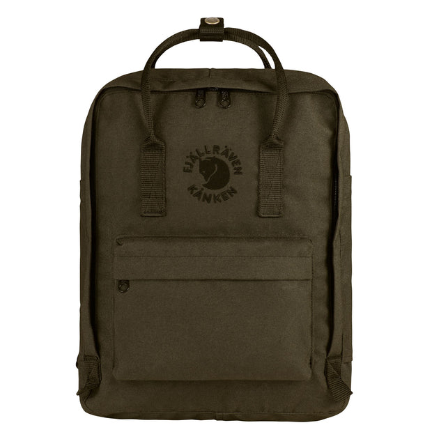 Re-Kanken Backpack - Dark Olive