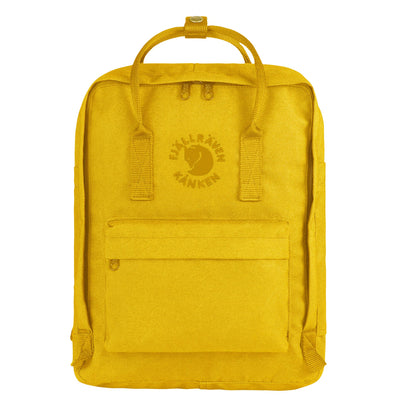 Re-Kanken Backpack - Sunshine Yellow