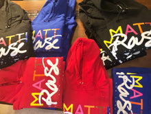 "Matti Rouse Multi Color ""Rouse"" Hoody"